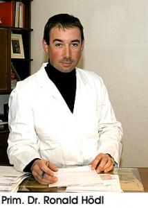 Prim. Dr. Ronald Hödl Herzkreislaufinstitut Graz