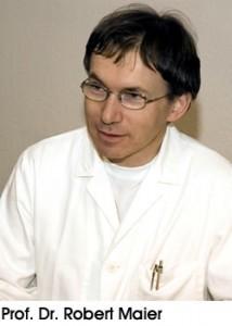 Prof. Dr. Robert Maier Herzkreislaufinstitut Graz